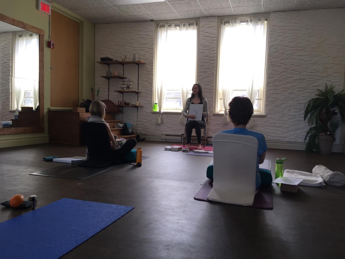 Méditation pleine conscience Catherine Leblanc